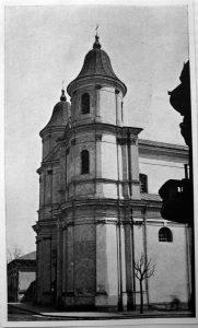 Kościół ormiański w Stanisławowie